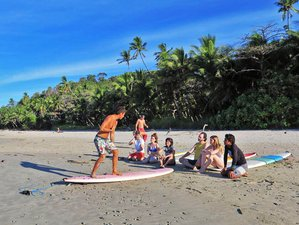 5 Days Invigorating Surf Camp in Playa Hermosa, Costa Rica