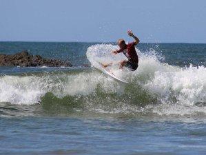 3 Days Crash Course Surf Camp Tamarindo, Costa Rica