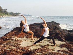 26-Daagse 200-urige Yoga Docentenopleiding in Goa, India