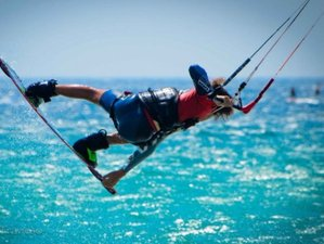 5 Days Beginner Kitesurfing Surf Camp in Tarifa, Andalusia, Spain