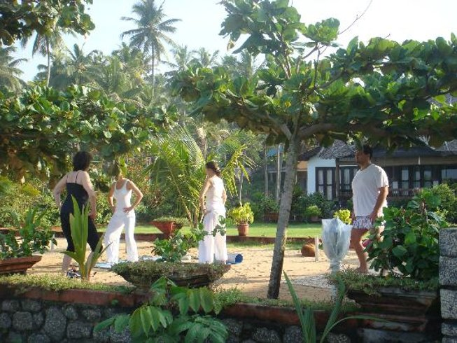 12 Days Yoga and Ayurveda Retreat in Kerala, India