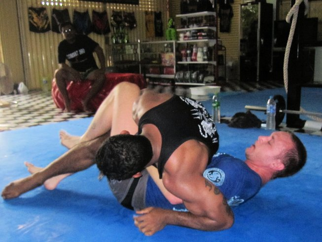 1 Month Muay Thai, MMA and fitness training in Khao Lak