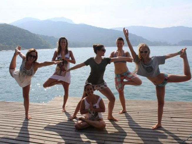 7 Tage Vitalisierender Yoga Retreat in Erongo, Namibia
