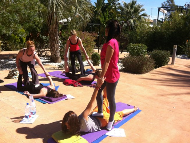 5 Days Pure Bliss Luxury Yoga Retreat in Spain