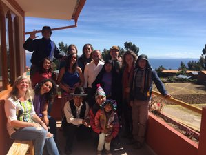 5 Day Silent Meditation Retreat with Yoga Practice in Lake Titicaca, Cusco