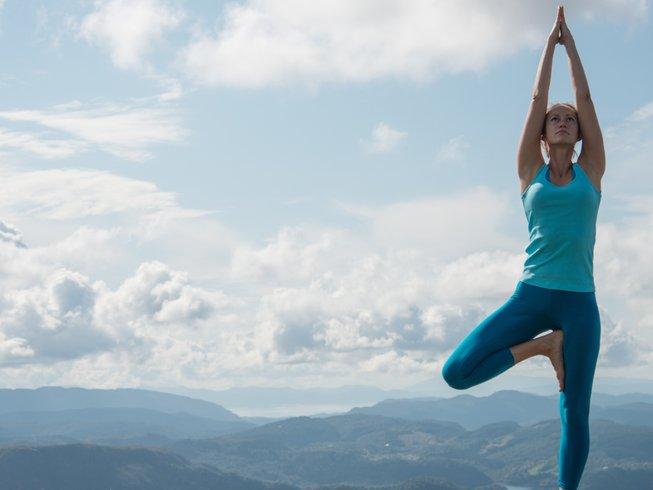 6 jours en stage de yoga dans les gorges du Columbia à Washington, États-Unis