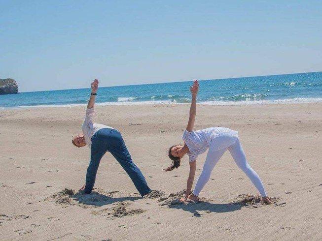 8 Tage Yoga Retreat mit Keshava (ex Swami Keshavananda) am mediterranen Meer in Kalkan, Türkei
