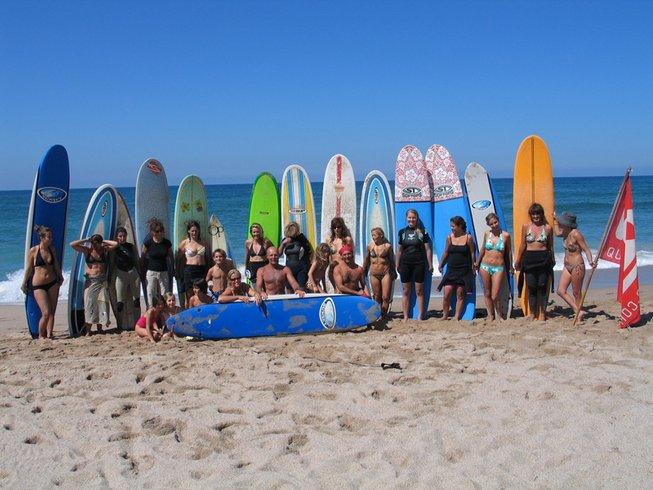 7 Days Fantastic Surf Camp France