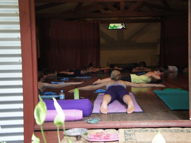 4 Days Weekend Yoga Retreat in the Catskill Mountains