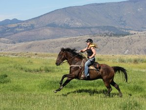 3 Day Short Break Horse Riding and Guest Ranch Vacation in British Columbia, Canada