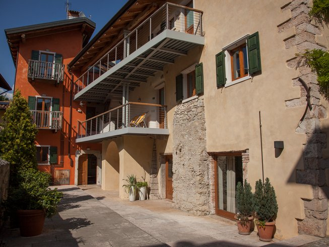 3 Tage Yoga-Retreat Strong & Sweet in Arco, Italien