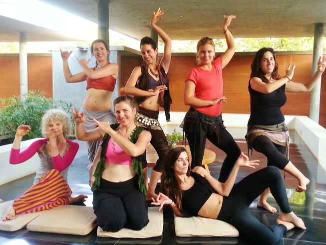 5 Days Shamanic Women Yoga Retreat in Tavira, Portugal