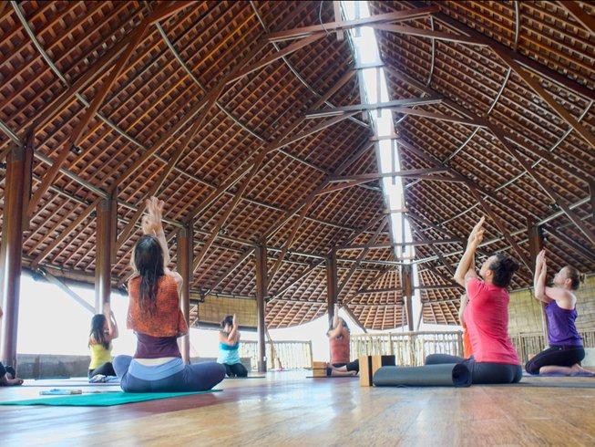 7 Days Path to Happiness Bali Yoga Retreat
