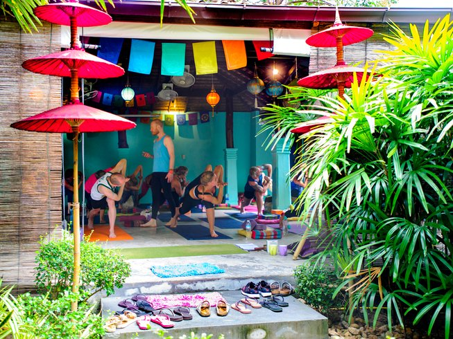 13 Days 100-Hour Yin Yoga Teacher Training in Koh Samui, Thailand