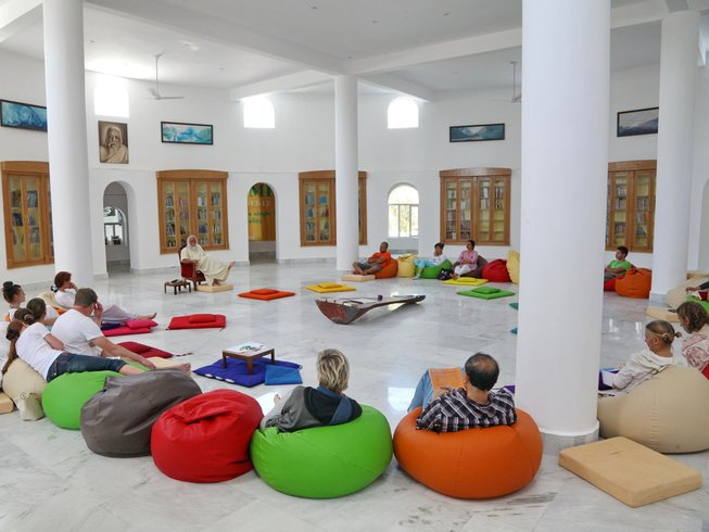 9-Daagse Meditatie en Vocal Yoga Retraite in Rishikesh, India
