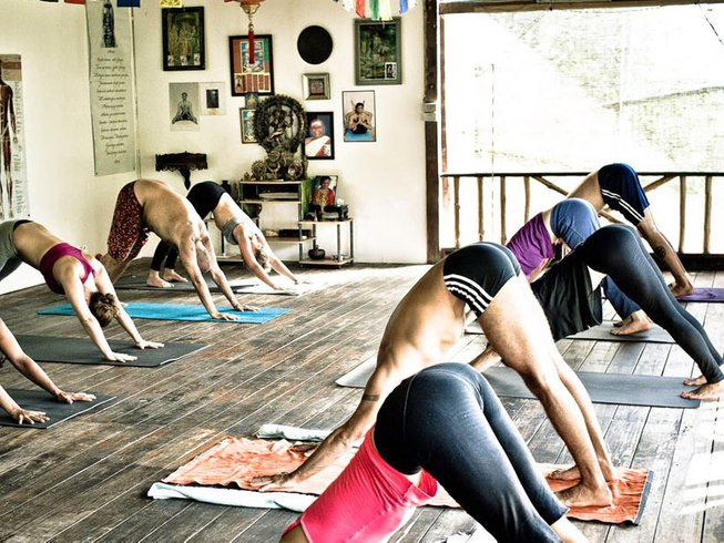 30 Days Ashtanga Yoga Detox Retreat in Thailand