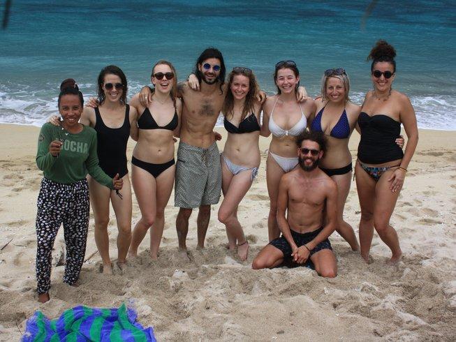 24 Tage 200-Stunden Yogalehrer Ausbildung in Bali, Indonesien