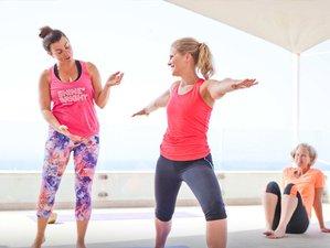7 Day Luxury Ibiza Shine Bright Yoga Retreat with Wellness Workshops, Life Coaching and Mindfulness