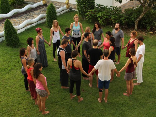 7 Days Seven Chakra, Tantra and Yoga Retreat in Chiang Mai, Thailand