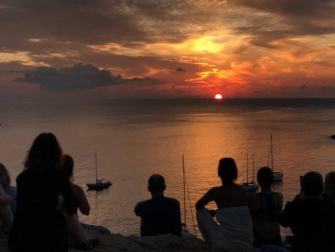6 Days Detox and Hot Yoga Retreat in Ibiza, Spain