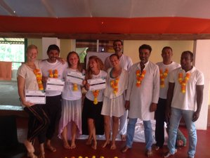 26-Daagse 200-urige Yoga Docententraining in Rishikesh, India