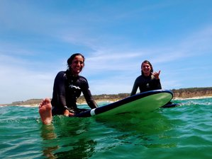 8 Day City Break and All Levels Surf Holiday in Lisbon