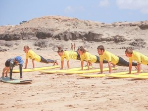 22 Days Yoga and Surf Camp in Spain
