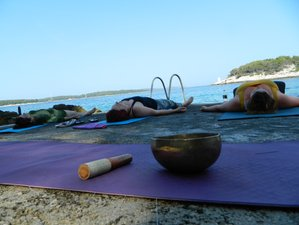 4 Days Ladies Relaxation, Art, and Yoga Retreat Hvar, Croatia