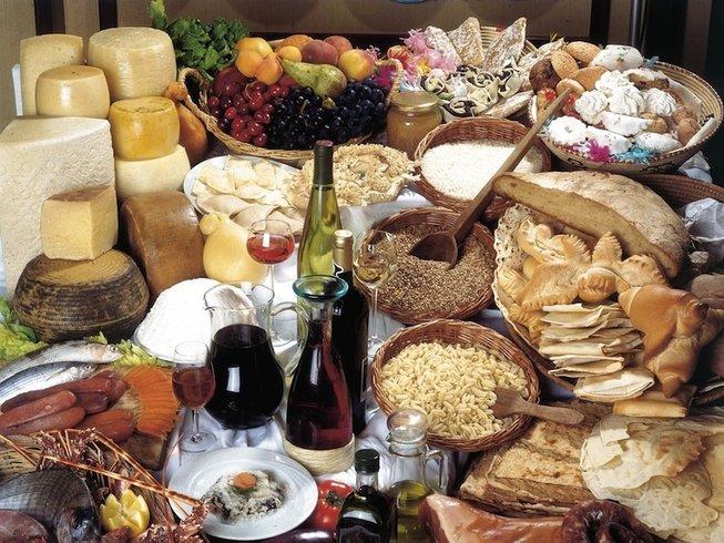8 Days Culinary Holidays Italy