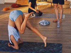 4 jours en stage de yoga, art et méditation, se revitaliser à Saint-Martin-de-Brômes, Provence