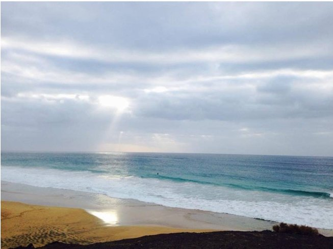 8 Days Happy and Healthy Surf and Yoga Retreat in Fuerteventura, Spain