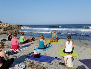 8 Days Deep Blue Peace Yoga Retreat in Sardinia, Italy