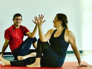 15 días, 200 horas de profesorado de yoga en playa de Yucatán en Dzemul