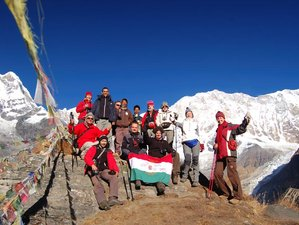 15 Days Trekking and Yoga Retreat Nepal