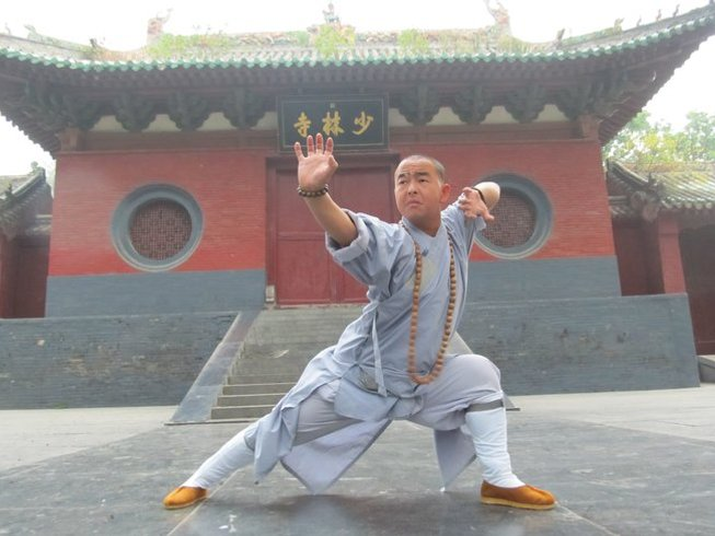 1 Year Shaolin Kung Fu Training in China