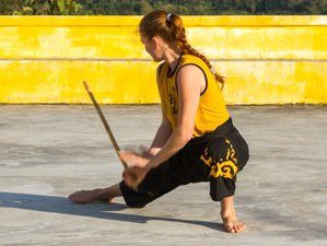 30 Days Qigong, Meditation, and Internal Kung Fu Training in Pai, Thailand