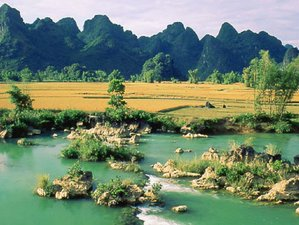 15 Days Guided Motorcycle Tour in Thailand, Laos, and Vietnam