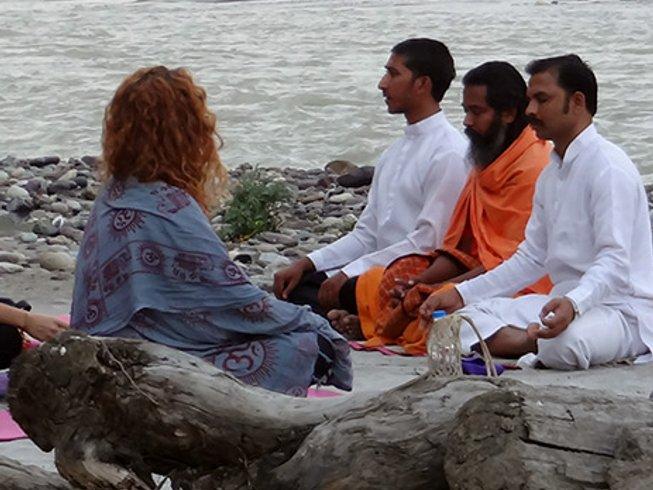 7 Days Ojashvi Ayurveda and Yoga Retreat in Rishikesh, India
