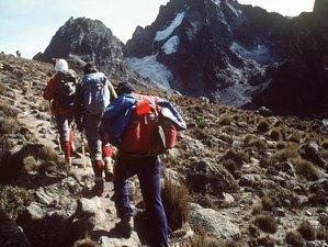 6 Days Mount Kenya Climbing Adventure - Sirimon Route Down Chogoria Route.