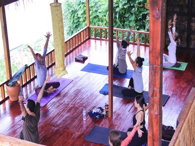 4 Days Classic Meditation and Yoga Retreat in Laos