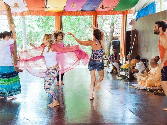 55-Daagse 500-urige Yoga Docentenopleiding in Goa, India