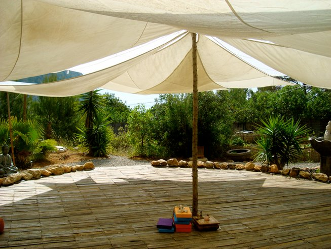4-Daagse Yoga Bootcamp Vakantie in Ibiza, Spanje