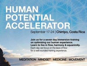 8 Day OMANI Transformational Training and Wellness Retreat in Chirripô