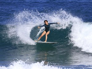 8 Days Teenager Surf Camp Hawaii