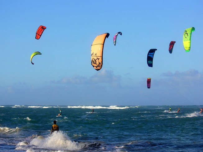 8 Days Yoga and Kite Boarding in Dominican Republic