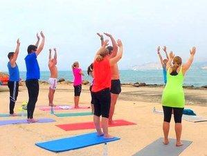 7 Day Yoga Retreat in Moraira, Costa Blanca, Alicante