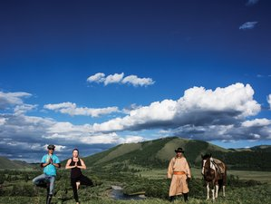 10 Days Jivamukti Yoga and Meditation Retreat in Mongolia