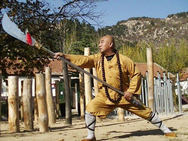 4 Months China Kung Fu Training, Sanda, Wing Chun
