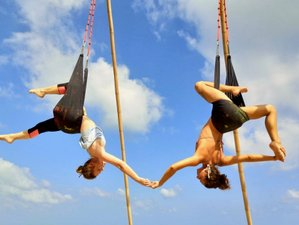 7 Days 50-Hour Aerial Yoga Teacher Training in Ubud, Bali