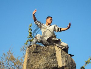 1 Week Kung Fu and Tai Chi in Qufu, China